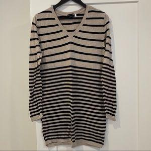 H&M Stripped Sweater Dress